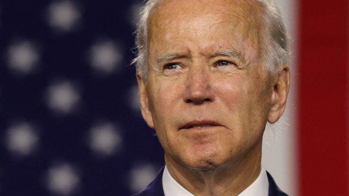 Igor Dodon l-a felicitat pe Joe Biden pentru victoria în alegerile prezidențiale din SUA