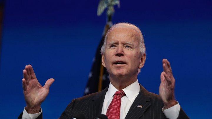 """Joe Biden vrea revenirea pe scena politică internaţională a unei Americi """"pregătite să conducă lumea"""""""