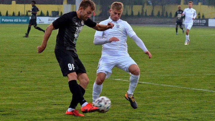 Petrocub a întrerupt seria victorioasă în Divizia Națională