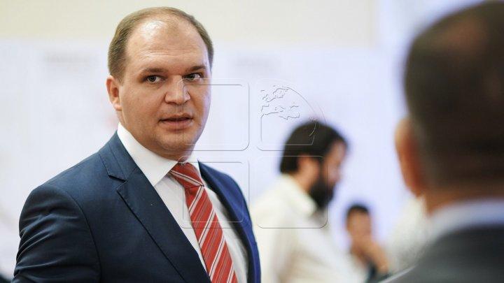 Primarul Chișinăului Ion Ceban i-a dorit Maiei Sandu succes în funcția de președinte