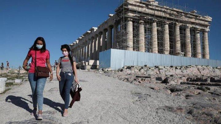 Grecia prelungeşte lockdown-ul şi anunţă măsuri suplimentare pentru perioada cea mai dură a epidemiei