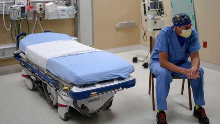 OMS atenționează că în Europa o persoană moare de COVID la fiecare 17 secunde
