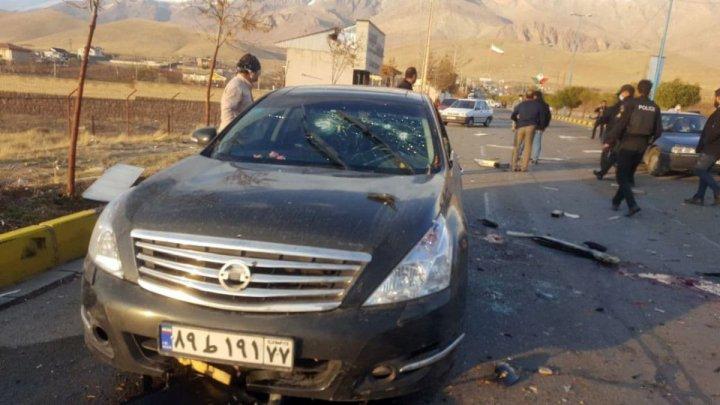 Un cunoscut om de știință din domeniul nuclear a fost asasinat vineri, lângă Teheran