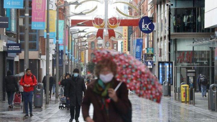 Guvernul Irlandei a prezentat planul de ieșire din carantină. Ce își propun autoritățile de Crăciun