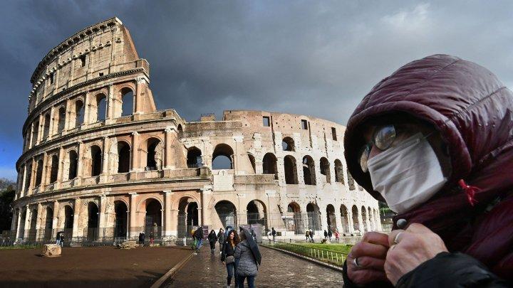 Trei regiuni din Italia reintră în carantină pentru a limita răspândirea coronavirusului