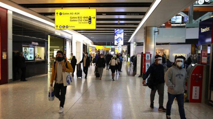 Londra a pierdut titlul de cel mai conectat oraş al lumii în domeniul transportului aerian
