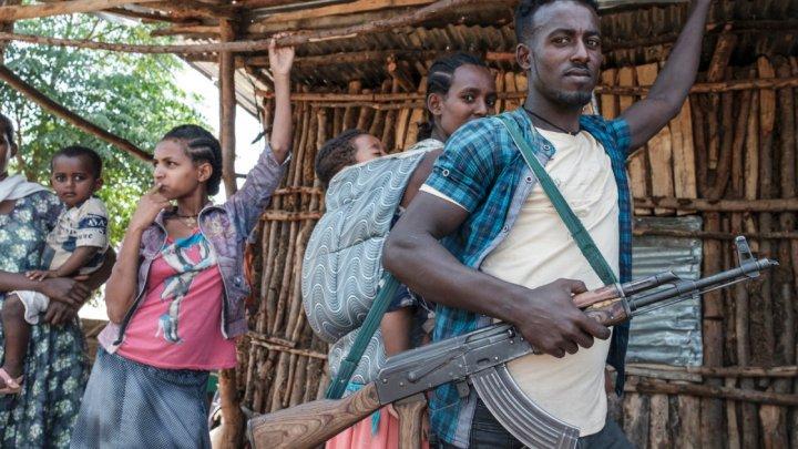 Etiopia: Cel puţin 600 de civili au fost ucişi în masacrul din Tigray