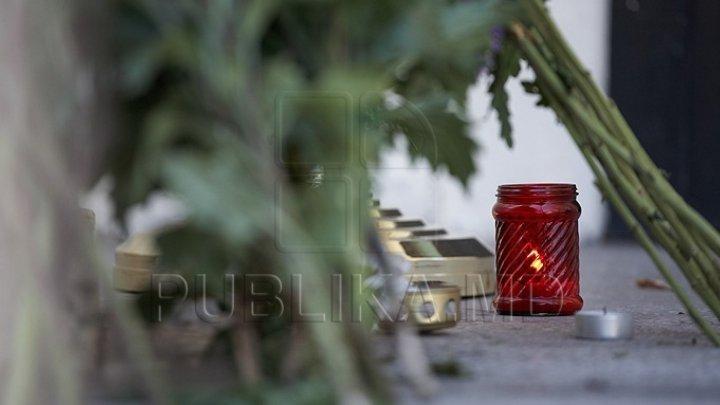 Accident teribil la Comrat, provocat de un șofer beat: O persoană a murit, iar alta se află la spital
