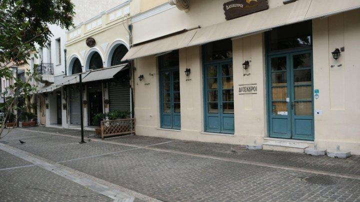 Grecia a anunţat prelungirea lockdown-ului până la 7 decembrie