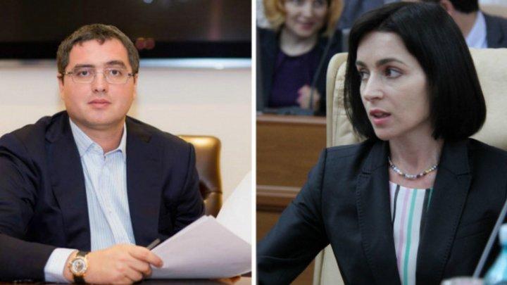 Ce au pus la cale Maia Sandu și Renato Usatîi în cadrul întrevederii de după alegeri