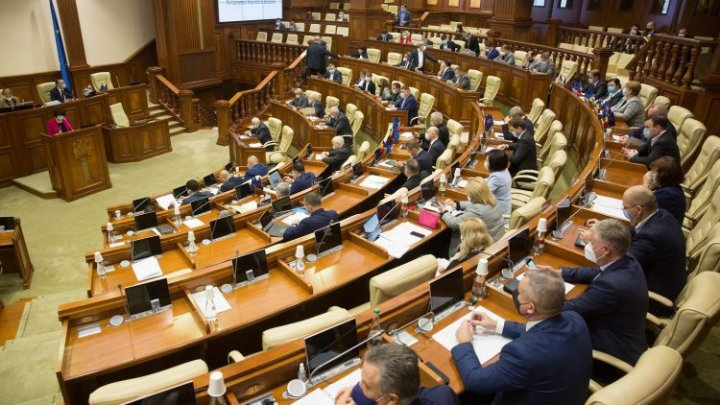 Parlamentul Republicii Moldova: Sancțiunile pentru profanarea mormintelor s-au înăsprit
