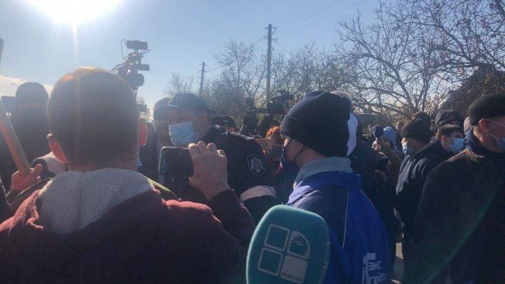 CEC condamnă acțiunile violente ce au loc în localitatea Varnița, raionul Anenii Noi