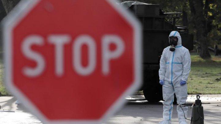 Polonia, cea mai neagră zi de la începutul pandemiei. Depășește 10.000 de decese din cauza Covid-19