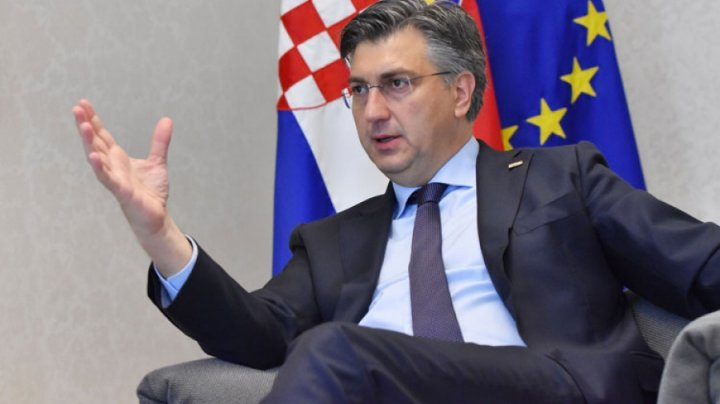Premierul Croației, în izolare. Soţia lui a fost testată pozitiv la COVID-19