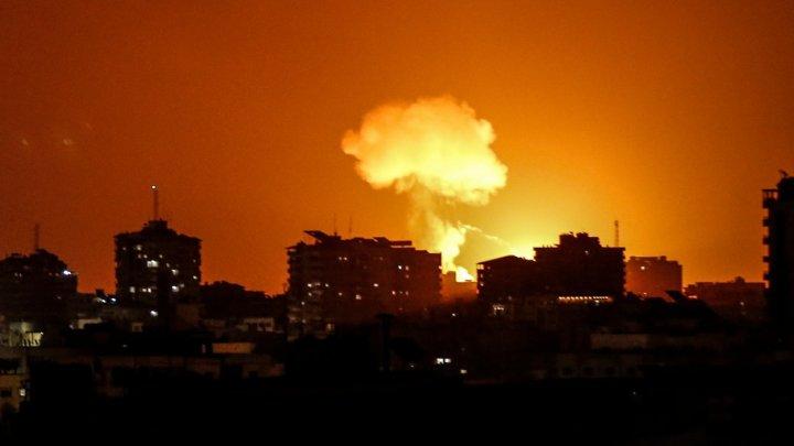 Zeci de militanţi proiranieni, ucişi în raiduri aeriene din Siria atribuite Israelului