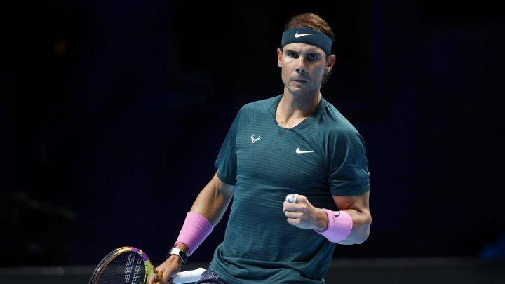 Rafael Nadal va reveni pe teren când vor începe turneele pe suprafață de zgură