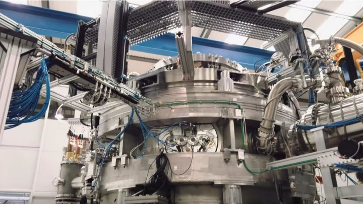 China a lansat primul său reactor nuclear, Hualong One