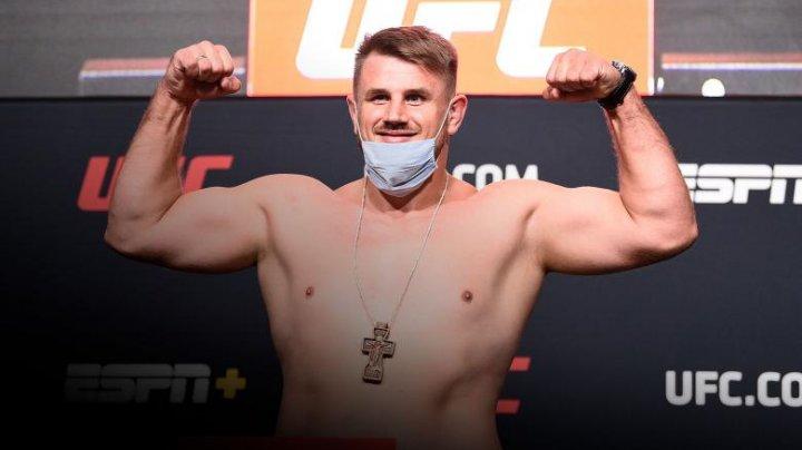 Alexandr Romanov continuă evoluția de senzație în UFC