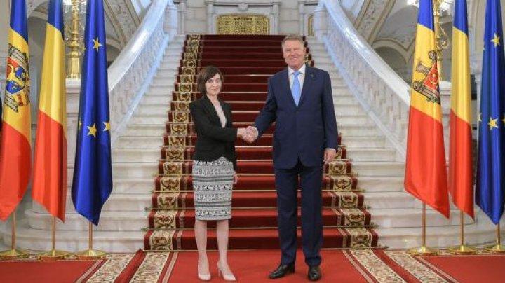 Klaus Iohannis: Cetățenii Republicii Moldova au ales continuarea drumului european și democratic, un drum al progresului