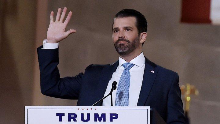Cum își petrece perioada de izolare fiul cel mare al preşedintelui american Donald Trump