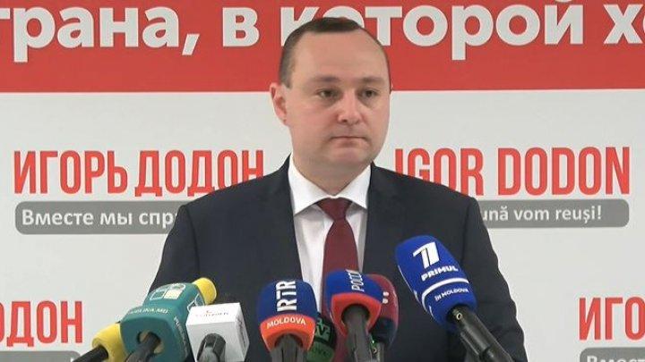 Staff-ul lui Igor Dodon, nedumerit de refuzul Maiei Sandu de a participa la dezbateri electorale