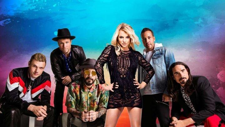Au împlinit visul fanilor! Britney Spears şi Backstreet Boys au lansat o piesă împreună