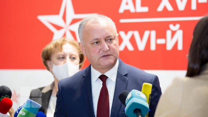 PSRM îi cere şefului statului, Maia Sandu, să desemneze un candidat pentru funcţia de premier până în data de 1 februarie