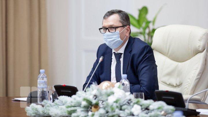 Serghei Puşcuţa va reveni la şefia FISC după expirarea mandatului de ministru