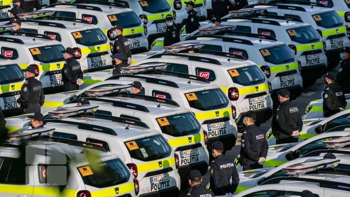 Poliția ar putea fi organizată în subdiviziuni regionale