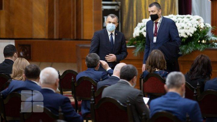 FOTOREPORT de la învestirea președintelui Moldovei. Maia Sandu, prima femeie în funcția de șef de stat