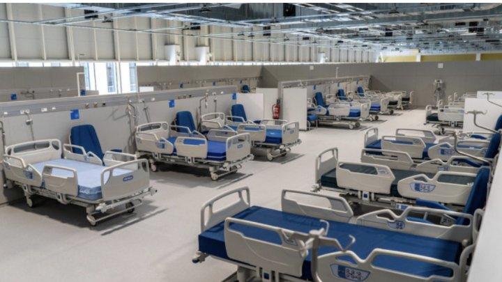 Un spital pentru pacienții infectați cu noul coronavirus, inaugurat la Madrid