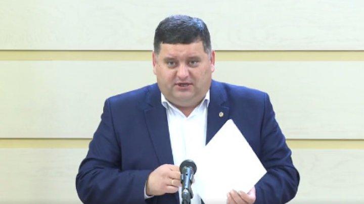 PSRM a depus un proiect de lege privind anularea datoriei publice din furtul miliardului