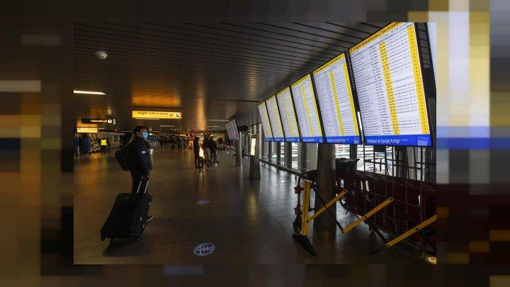 Belgia a interzis zborurile și trenurile din Regatul Unit. Italia și alte state UE se pregătesc pentru aceleași măsuri