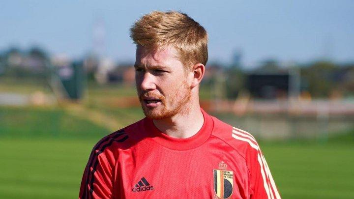 Kevin de Bruyne, desemnat jucătorul anului de Federaţia Internaţională de Istorie şi Statistică a Fotbalului