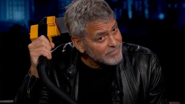 George Clooney a fost internat cu pancreatită, după ce s-a forțat să slăbească 12 kilograme