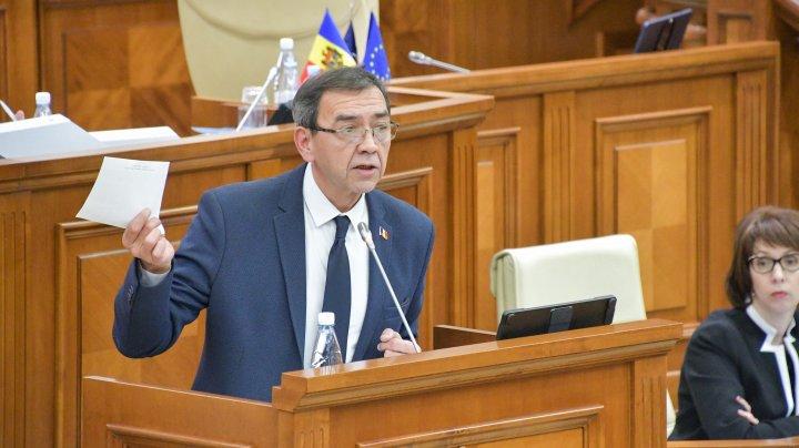 Vladimir Golovatiuc, candidatul majorității parlamentare la funcția de premier