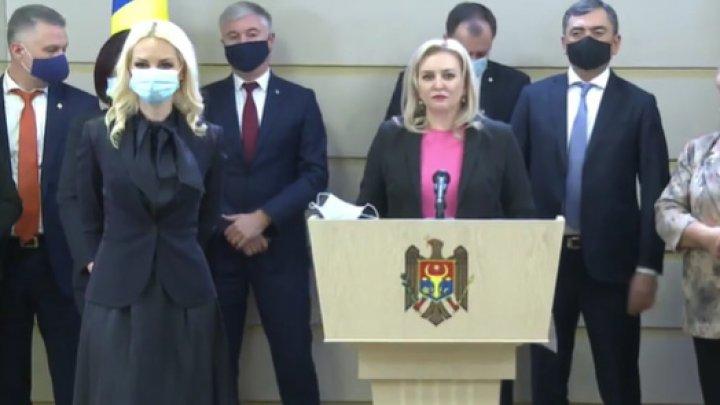 """""""Pentru Moldova"""" boicotează ședința de azi a Parlamentului: """"Nu vrem să fim atrași în jocuri politice"""""""