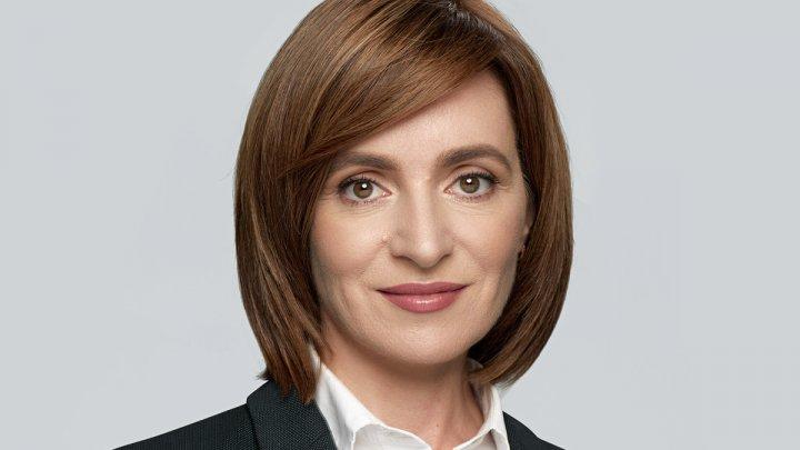 Maia Sandu iniţiază discuţii cu fracţiunile parlamentare, după demisia Guvernului Chicu