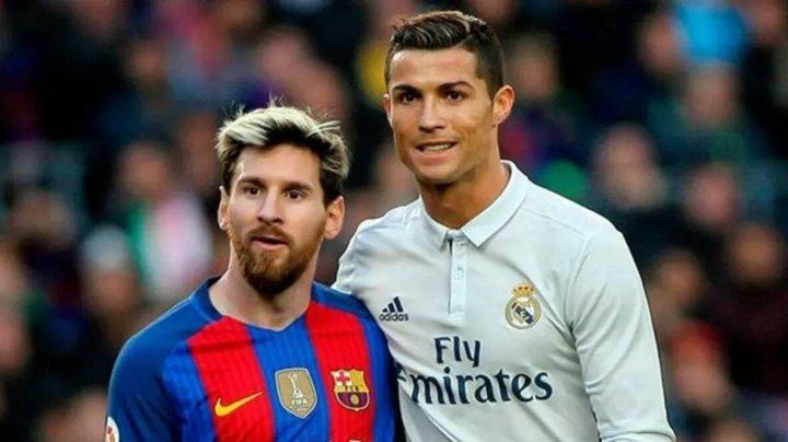 Cristiano Ronaldo l-a depășit pe Lionel Messi într-un clasament mai puțin obișnuit
