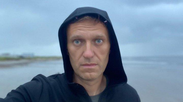 Alexei Navalnîi spune că regimul Putin încearcă din nou să îl încarcereze