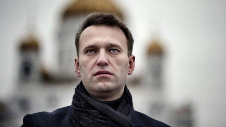 """Primul mesaj al lui Navalnîi din închisoare: """"Nu am de gând să mă spânzur de fereastra celulei ori să-mi tai venele"""""""