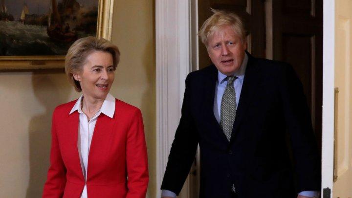 UE și Regatul Unit au agreat continuarea discuțiilor pentru un acord post-Brexit