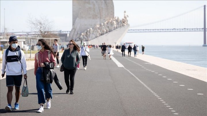 Portugalia marchează cinci zile la rând un număr în scădere a infectărilor COVID-19