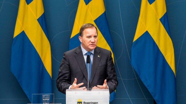 Liceele din Suedia vor fi închise timp de o lună