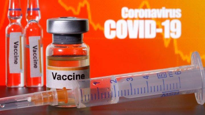 Campania de vaccinare din Marea Britanie va începe în data de 8 decembrie