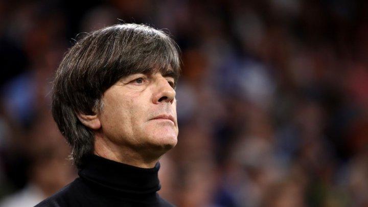 Decis! Joachim Low rămâne selecționerul naționalei Germaniei de fotbal