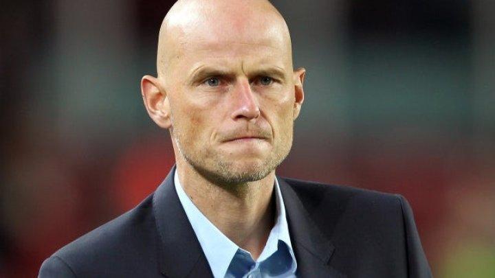 Stale Solbakken este noul selecţioner al naționalei de fotbal a Norvegiei