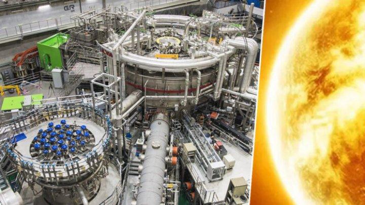 """""""Soarele artificial"""" din Coreea de Sud a stabilit un nou record mondial: 100 de milioane de grade Celsius"""