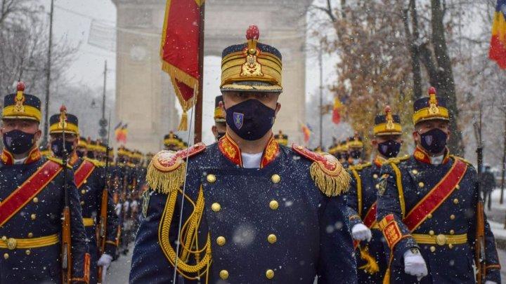 LIVE. Ziua Naţională a României. Ceremonie în format restrâns la Arcul de Triumf, fără participarea publicului