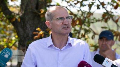 Ministrul interimar al Agriculturii, Ion Perju, infectat cu COVID-19